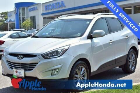 2014 Hyundai Tucson for sale at APPLE HONDA in Riverhead NY
