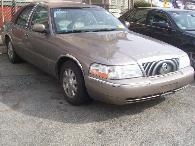 2004 Mercury Grand Marquis for sale at Dambra Auto Sales in Providence RI