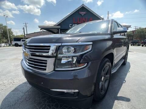 2015 Chevrolet Tahoe for sale at LUNA CAR CENTER in San Antonio TX