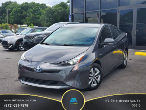 2016 Toyota Prius for sale at Automaxx in Tampa FL