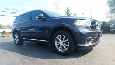 2015 Dodge Durango for sale at Action Automotive Service LLC in Hudson NY