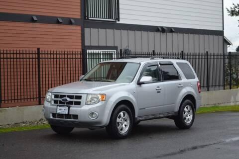 2008 Ford Escape for sale at Skyline Motors Auto Sales in Tacoma WA