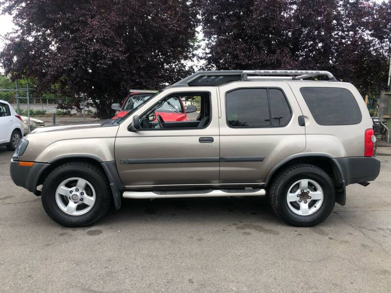 2004 Nissan Xterra for sale at Blue Line Auto Group in Portland OR