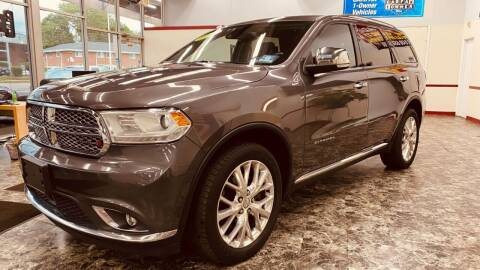 2014 Dodge Durango for sale at TOP YIN MOTORS in Mount Prospect IL