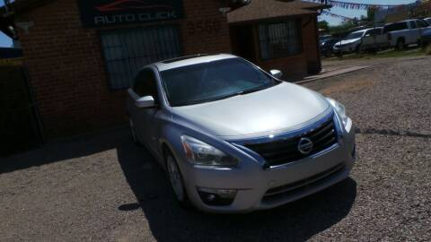 2015 Nissan Altima for sale at Auto Click in Tucson AZ