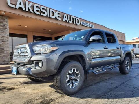 2017 Toyota Tacoma for sale at Lakeside Auto Brokers Inc. in Colorado Springs CO