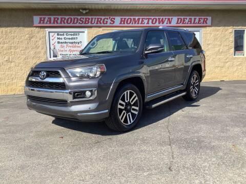 2015 Toyota 4Runner for sale at Auto Martt, LLC in Harrodsburg KY