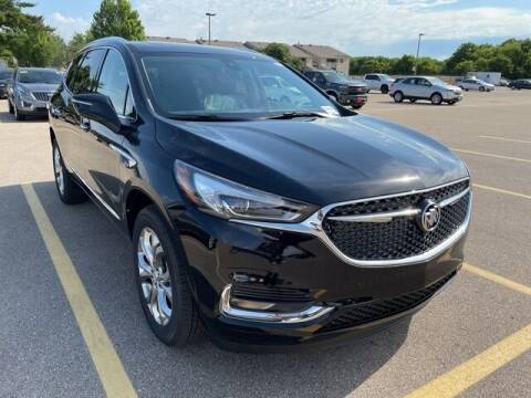 2021 Buick Enclave for sale at Bob Clapper Automotive, Inc in Janesville WI