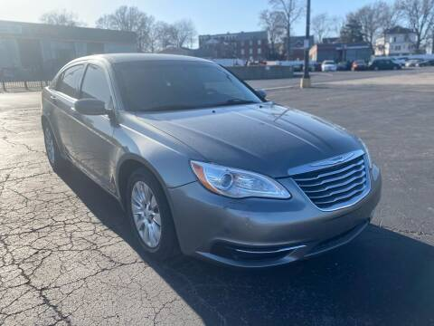 2012 Chrysler 200 for sale at CHAD AUTO SALES in Bridgeton MO