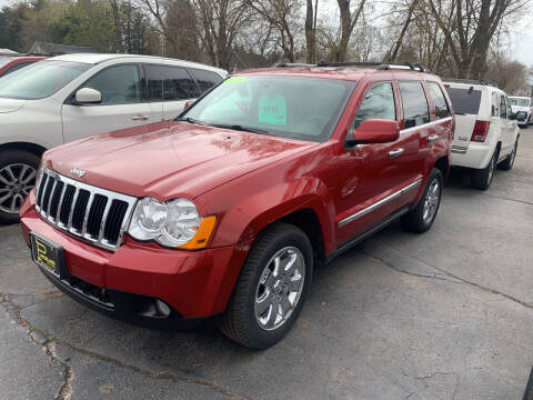 2010 Jeep Grand Cherokee for sale at PAPERLAND MOTORS in Green Bay WI