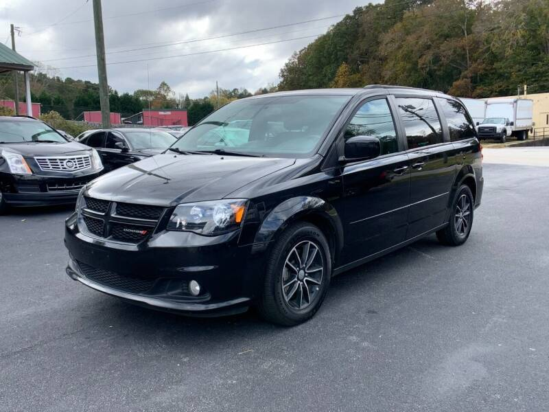 2017 Dodge Grand Caravan for sale at Luxury Auto Innovations in Flowery Branch GA