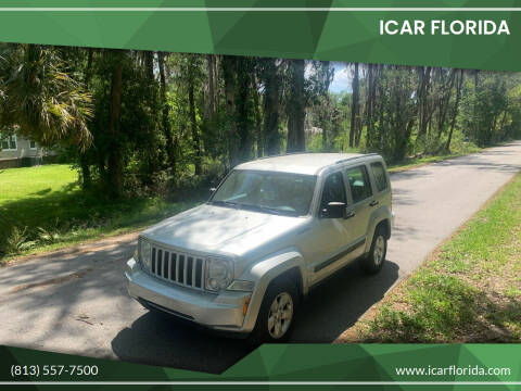 2012 Jeep Liberty for sale at ICar Florida in Lutz FL