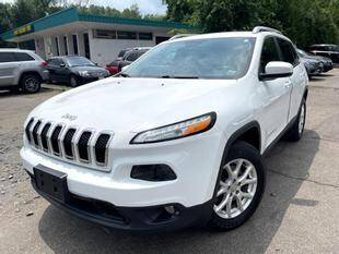 2016 Jeep Cherokee for sale at Rockland Automall - Rockland Motors in West Nyack NY