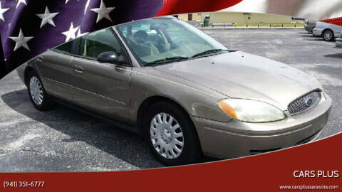 2004 Ford Taurus for sale at Cars Plus in Sarasota FL