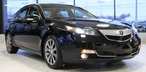 2014 Acura TL for sale at Car Culture in Warren OH