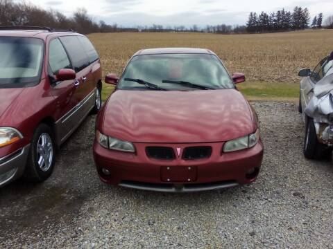 2000 Pontiac Grand Prix for sale at Keens Auto Sales in Union City OH