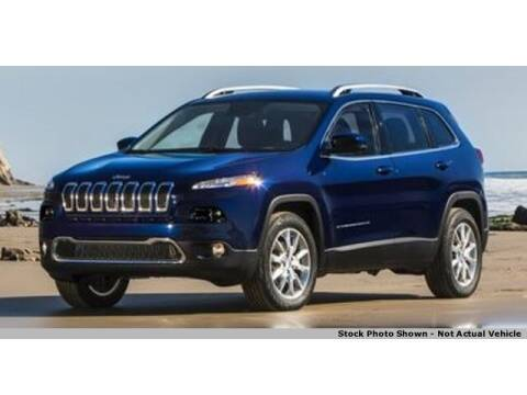 2016 Jeep Cherokee for sale at Jeff Drennen GM Superstore in Zanesville OH
