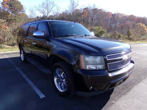 2008 Chevrolet Suburban for sale at J & D Auto Sales in Dalton GA