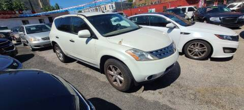 2006 Nissan Murano for sale at Rockland Auto Sales in Philadelphia PA