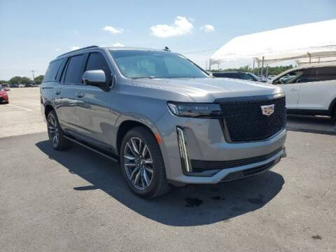 2021 Cadillac Escalade for sale at Adams Auto Group Inc. in Charlotte NC