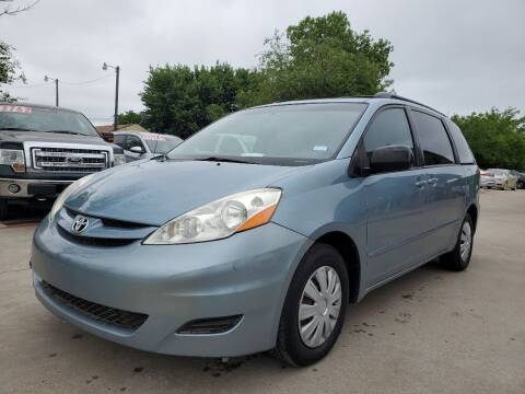 2009 Toyota Sienna for sale at Star Autogroup, LLC in Grand Prairie TX