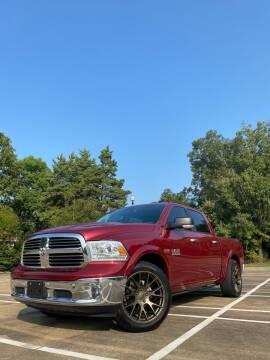 2015 RAM Ram Pickup 1500 for sale at BLANCHARD AUTO SALES in Shreveport LA