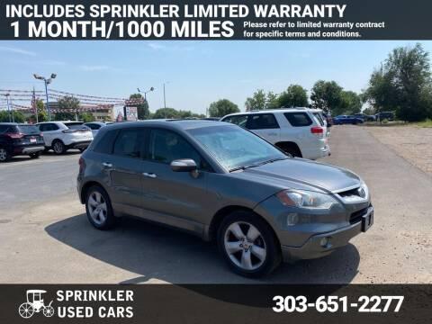 2009 Acura RDX for sale at Sprinkler Used Cars in Longmont CO