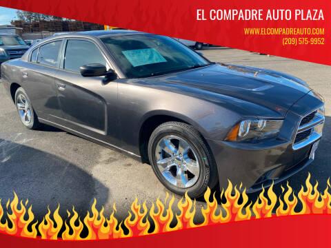 2014 Dodge Charger for sale at El Compadre Auto Plaza in Modesto CA