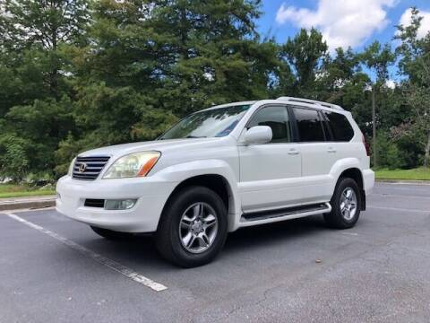 2004 Lexus GX 470 for sale at Lowcountry Auto Sales in Charleston SC