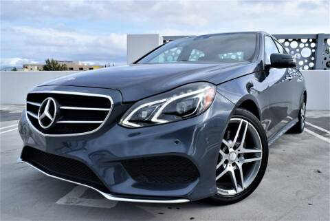 2016 Mercedes-Benz E-Class for sale at Dino Motors in San Jose CA