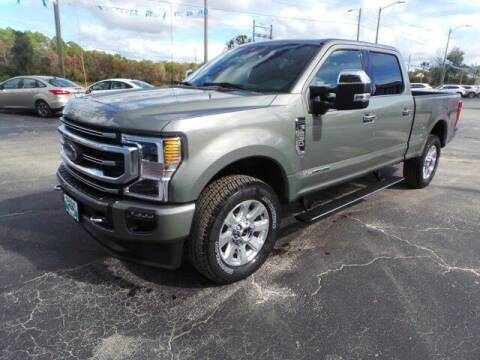 2020 Ford F-250 Super Duty for sale at TIMBERLAND FORD in Perry FL