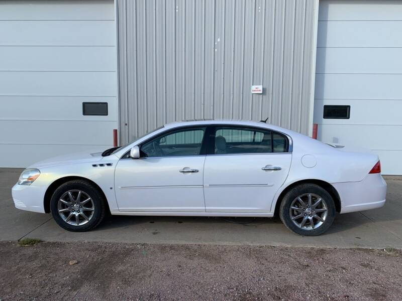 2007 Buick Lucerne for sale at RMI in Chancellor SD