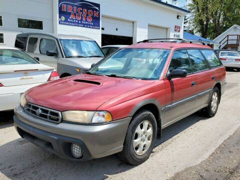 1998 Subaru Legacy for sale at Ericson Auto in Ankeny IA