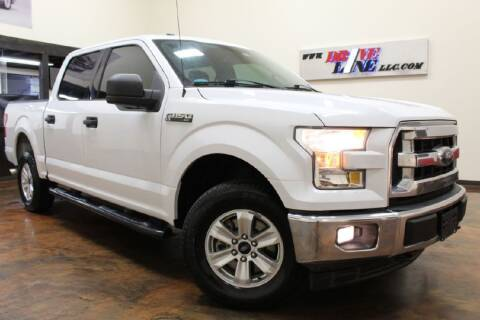 2017 Ford F-150 for sale at Driveline LLC in Jacksonville FL