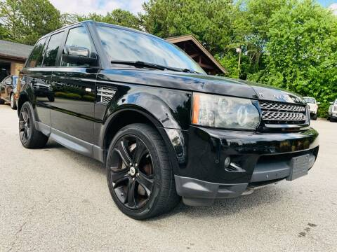 2010 Land Rover Range Rover Sport for sale at Classic Luxury Motors in Buford GA