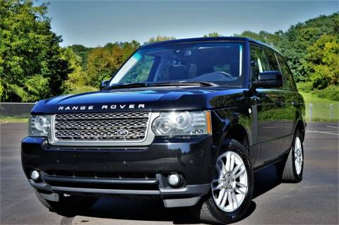 2010 Land Rover Range Rover for sale at Speedy Automotive in Philadelphia PA
