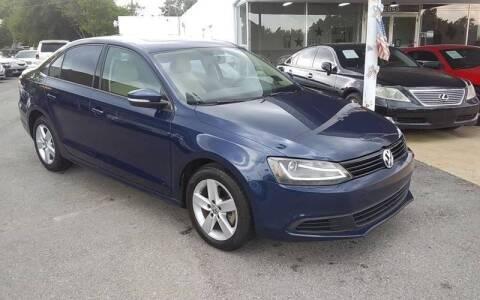2012 Volkswagen Jetta for sale at Bad Credit Call Fadi in Dallas TX