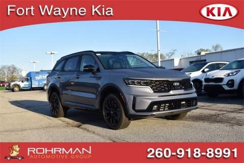 2021 Kia Sorento for sale at BOB ROHRMAN FORT WAYNE TOYOTA in Fort Wayne IN