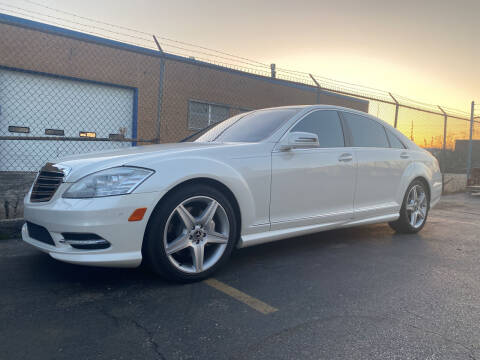 2010 Mercedes-Benz S-Class for sale at Abrams Automotive Inc in Cincinnati OH