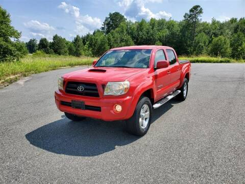 2006 Toyota Tacoma for sale at Apex Autos Inc. in Fredericksburg VA