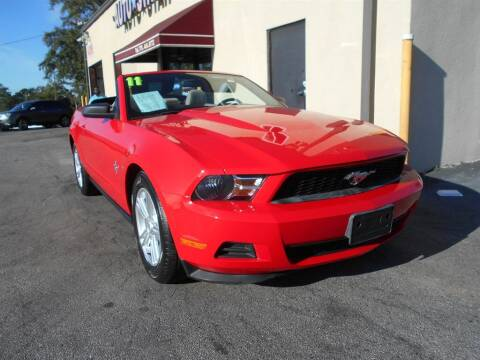 2011 Ford Mustang for sale at AutoStar Norcross in Norcross GA