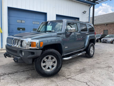 2006 HUMMER H3 for sale at Pulse Autos Inc in Indianapolis IN