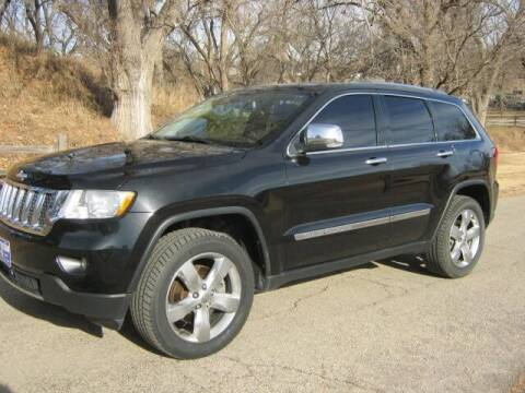 2012 Jeep Grand Cherokee for sale at Matteson Motors Inc in Phillipsburg KS