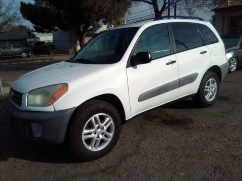 2001 Toyota RAV4 for sale at Larry's Auto Sales Inc. in Fresno CA