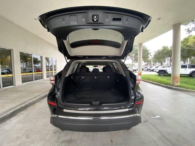 2018 Nissan Murano S 4dr SUV - Davie FL
