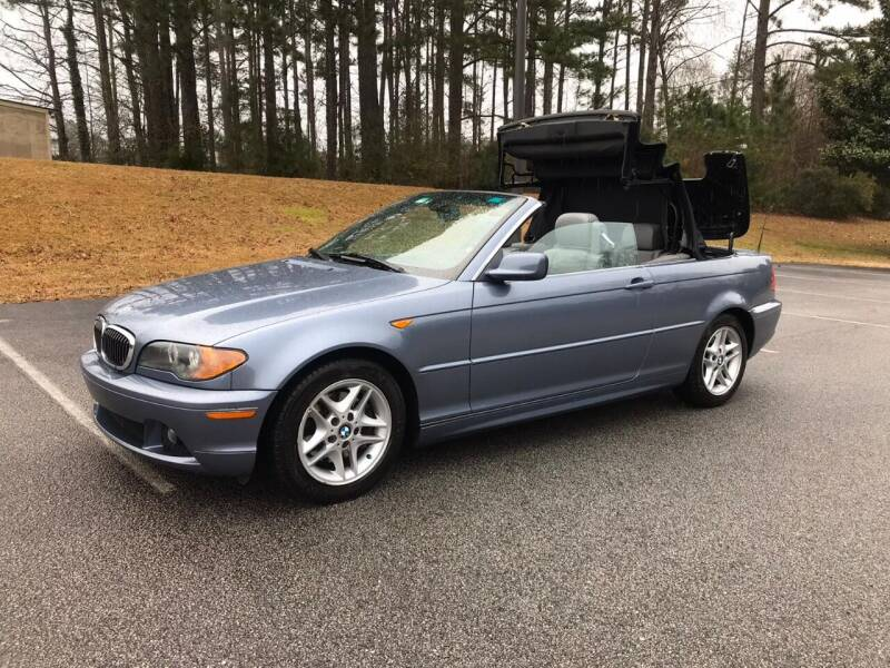 2004 BMW 3 Series for sale at Affordable Dream Cars in Lake City GA