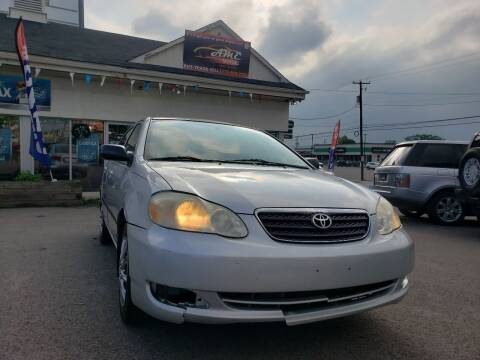 2006 Toyota Corolla for sale at AME Motorz in Wilkes Barre PA