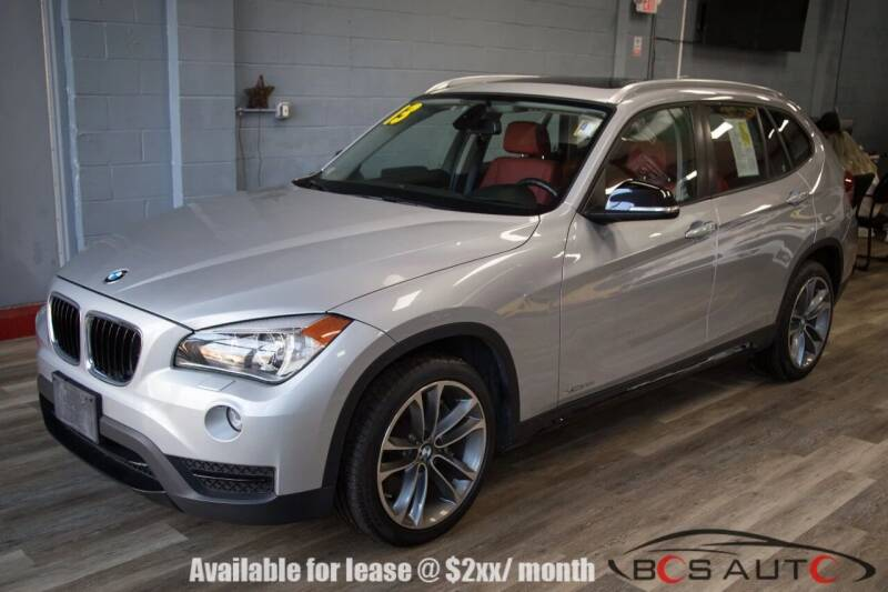 2013 BMW X1 for sale at Bos Auto Inc-Boston in Jamaica Plain MA