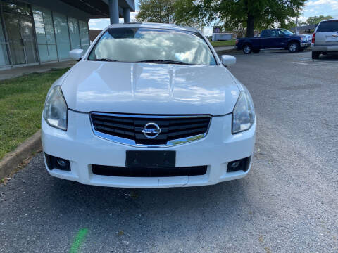 2007 Nissan Maxima for sale at Carz Unlimited in Richmond VA