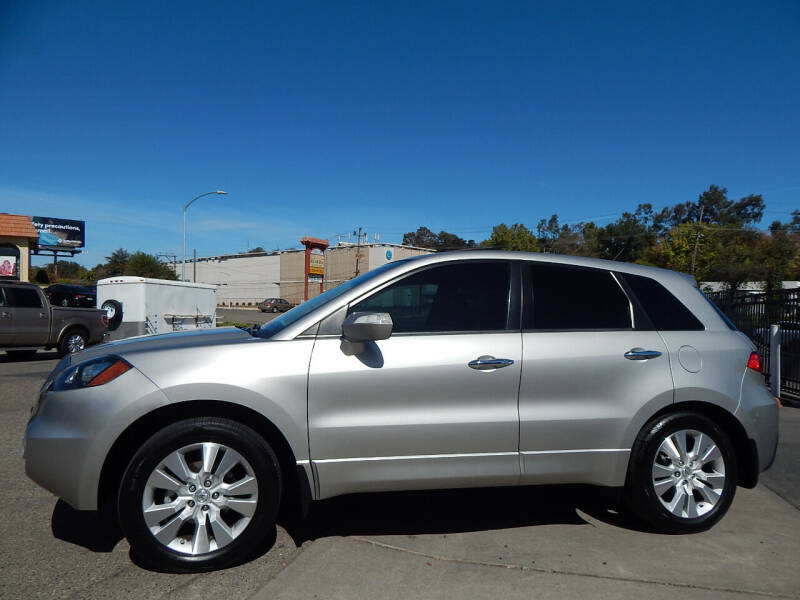 2011 Acura RDX for sale at Direct Auto Outlet LLC in Fair Oaks CA